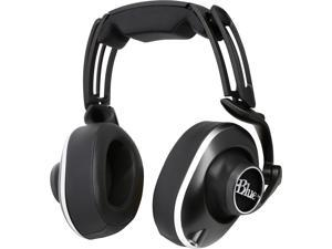 Blue Lola Sealed Over-Ear High Fidelity Heaphone - Black