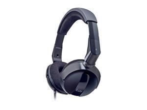 iLuv iHP605BLK Supra-aural Megas Bass Pro Headphone
