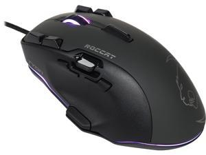 ROCCAT Tyon ROC-11-850 Black 14 Buttons 1 x Wheel USB 2.0 Wired Laser Gaming Mouse