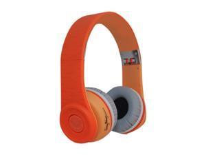 Fanny Wang Orange FW-1003-ORN On-Ear Headphone (Orange)