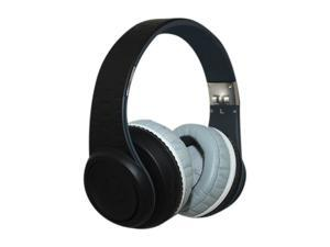 Fanny Wang Black FW-3003-BLK Over-Ear Active Noise Cancelling Headphone (Black)