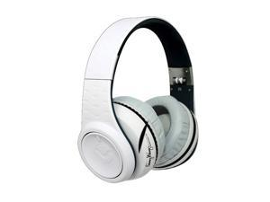 Fanny Wang White FW-3003-WHITE Over-Ear Active Noise Cancelling Headphone (White)