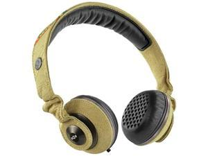 House of Marley Riddim Desert EM-JH053-DT 3.5mm Connector Binaural On-Ear Headphones