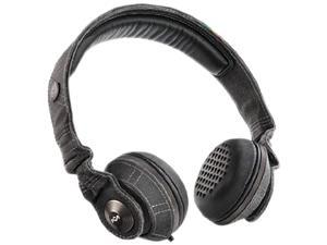 House of Marley Midnight EM-JH053-MI 3.5mm Connector Binaural On-Ear Headphones