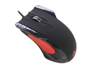 Azio Levetron 5000cpi GM533U Black Wired Laser Gaming Mouse