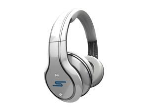 SMS Audio White SMS-WS-WHT Over-Ear SYNC by 50 Wireless Headphone