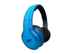 SMS Audio Blue SMS-WD-BLU Over-Ear STREET by 50 Wired Headphone