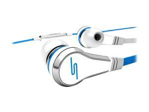 SMS Audio White SMS-EB-WHT 3.5mm Connector In-Ear STREET by 50 Wired Headphone