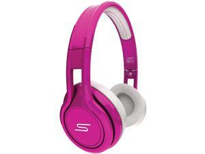 SMS Audio STREET by 50 Pink SMS-ONWD-PNK Wired On-Ear Headphones
