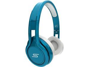 SMS Audio STREET by 50 Teal SMS-ONWD-TEL Wired On-Ear Headphones