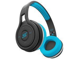 SMS Audio SMS-BTWS-SPRT-BLU SYNC by 50 On Ear Wireless Sport Headphone