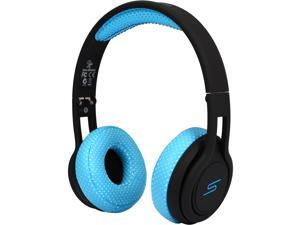 SMS Audio SMS-ONWD-SPRT-BLU STREET by 50 On Ear Wired  Sport Headphones
