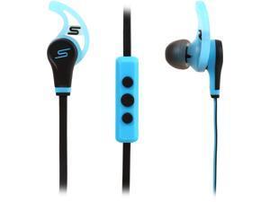 SMS Audio Blue SMS-EB-SPRT-BLU STREET by 50 In-Ear Wired Sport