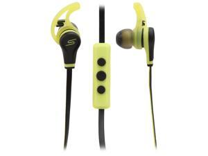 SMS Audio Yellow SMS-EB-SPRT-YLW STREET by 50 In-Ear Wired Sport