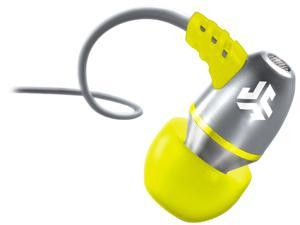 JLAB Graphite / Sport Yellow METAL-GRYYLW-BOX JBuds Metal Earbuds with Universal Mic