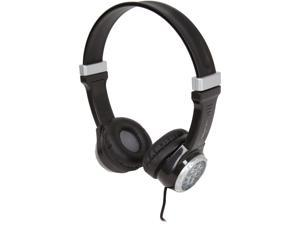 JLab JBuddies Kids Volume Limiting Headphones - Black - JK-BLACK-RTL