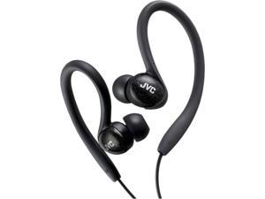 JVC Black HAEBX85Z Sports Ear-Clip Headphones