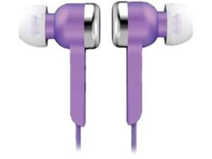 SuperSonic Purple IQ-113PURPLE Noise Reduction Headphones