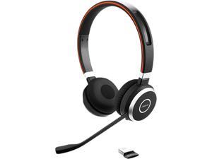 Jabra EVOLVE 65 MS Stereo Black 3.5mm Wired Headset 6599-823-309