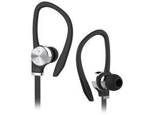 Fuji Labs Black AUFJ-SQNTS306BK 3.5mm Connector Sonique SQ306 Premium Titanium In-Ear Headphones