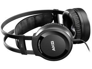 AKG Black K511 3.5mm/ 6.3mm Connector Supra-aural Hi-fi Stereo Headphone
