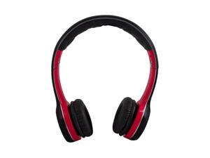 Soul by Ludacris Black/Red SL100RB Ultra Dynamic Headphone
