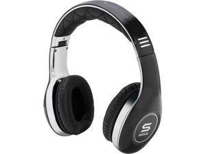 Soul by Ludacris Black SL150CBC Pro Hi-Definition On-Ear Headphones - Chrome/Black