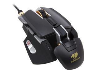 COUGAR 700M Aluminum Pro Gaming Mouse - Black