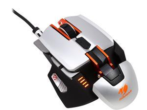 COUGAR 700M Aluminum Pro Gaming Mouse - Silver