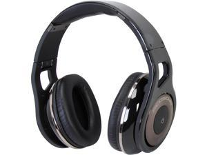 SCOSCHE Black RH1060 Bluetooth Reference Grade On Ear Headphones (Black)