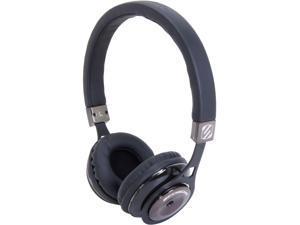 SCOSCHE Black RH600BK Reference On Ear Headphones (Black)