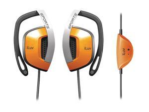 jWIN Orange Binaural Headphone/Headset