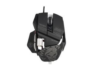 Mad Catz CD74371200A1/04/1 Black Wired Laser Call of Duty: Black Ops Stealth Mouse