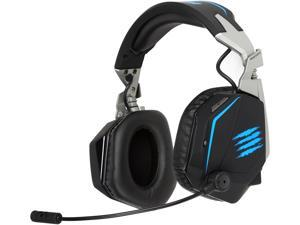 Mad Catz F.R.E.Q.TE 7.1 Mini-USB to Dual 3.5mm Mini-USB to 3.5mm Connector Circumaural Gaming Headset