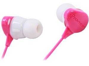 Pioneer SE-CL331-P Canal Headphone - Pink