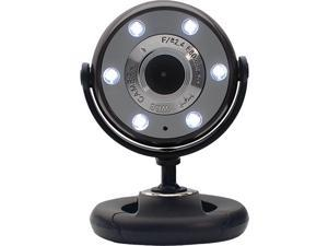 GEAR HEAD WC1300BLK 1.3 M Effective Pixels USB 1.1 WebCam