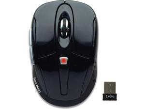 GEAR HEAD MP2850BLK Black USB RF Wireless Optical Mouse