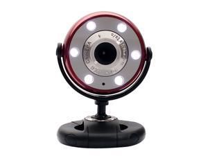 GEAR HEAD WCF2750HDRED USB 2.0 WebCam