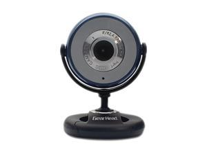 GEAR HEAD WC745BLU USB 2.0 Plug-n-Play WebCam for PC