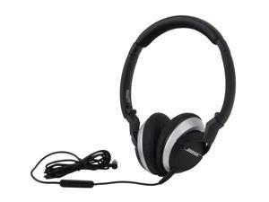 Bose OE2i Audio Headphones with In-Line Mic and Apple Control- Black