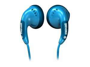 Maxell Color Buds Blue CB-Blue 3.5mm Connector Earbud Earphone