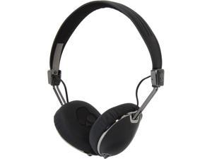 Skullcandy  Navigator Black Headphones w/Mic-S5AVDM-161