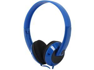 skullcandy headphones blue uprock  Skullcandy Blue/Black S5URFZ-1...