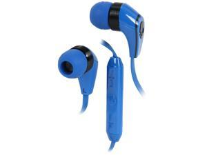 Skullcandy 50/50 Royal Blue w/Mic and Control Switch/Volume Headphones-S2FFFM-289