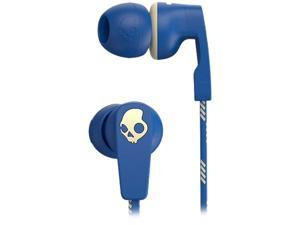 Skullcandy Blue S2SUHX-459 3.5mm Connector Strum Best Fit Ever Earbud with Mic