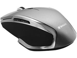 Verbatim 98621 Grey 6 Buttons 1 x Wheel RF Wireless Mouse