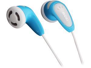 Moki Blue ACCHPBHB Volume Limited Kids Earphones - Blue