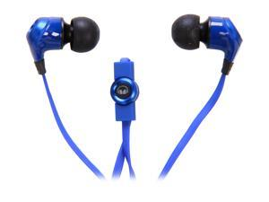 Monster Cobalt Blue NCredible NErgy In-Ear Noise-Isolating Earphone (Cobalt Blue)