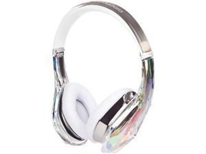 Diamond Tears Edge On-Ear Headphones by Monster - Crystal - 128295