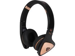 Monster DNA On-Ear Headphones-Black/Rose Gold